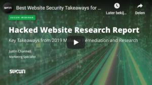 Veilig je site bewerken